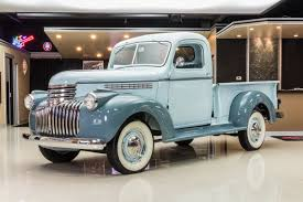 1945 Chevrolet Pickup | Classic Cars For Sale Michigan: Muscle & Old ...