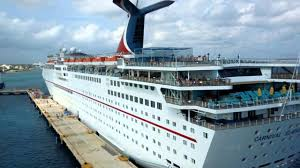 Carnival Paradise Cruise Ship Sinking Pictures by Carnival Paradise Docking Cozumel Mexico Youtube