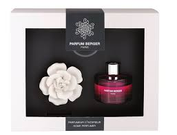 Lampe Berger Car Diffuser Instructions by Ceramic Diffuser Gift Set Mini Rose W Lavender Fieilds By Parfum