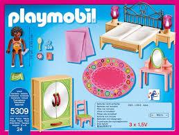 playmobil schlafzimmer mit schminktischchen