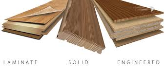 Engineered Flooring Is Perfect For Those Areas Of The House Where Solid Wood May Not
