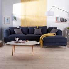 house canape d angle plus on est de fous canapé d angle tissu texturé 4 places avec