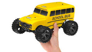 Iron Track Electric Yellow Bus 1:18 4WD Truck Ready To Run RC Remote ... Rc Toys Monster Jam Truck Sonuva Digger Remote Control Unboxing Semi Trucks Tamiya Cabs Trailers Traxxas 110 Scale Trx4 Trail Crawler Land Rover Rtg Rc Car Electric 4wd Off Road Rock Dodge Ram Offroad Woffroad Tires 4wd High Speed The Gear Fox Best Buy Remotecontrolled Ford F250 2127 Toys At Pulling Controlled All Vehicles Excavator Tractor Cstruction Simple Fpv Video Addon For Hail To The King Baby Reviews Buyers Guide