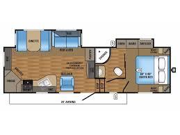Jayco 2014 Fifth Wheel Floor Plans by 2018 Jayco Eagle Ht 27 5rkds Golden Co Rvtrader Com
