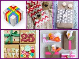 50 DIY And Creative Gift Wrapping Ideas