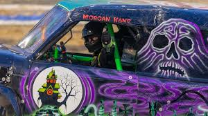 100 Monster Truck Oakland Morgan Kane Grave Digger Dominate St Louis Jam