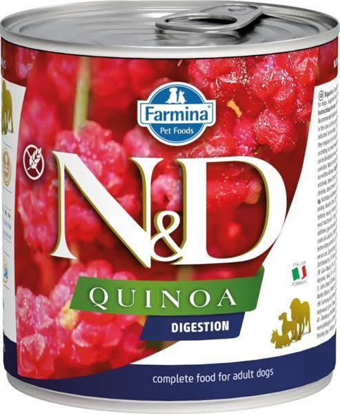 Farmina N&D Digestion Quinoa & Lamb Canned Dog Food | Tomlinson's Feed 10.05 oz
