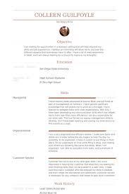 Lead Sales Associate Resume Samples