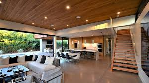 104 Wood Cielings Pre Finished Cedar Ceilings And Soffits Add Warmth To This M