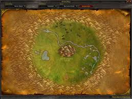Brackwell Pumpkin Patch Vanilla Wow by Un Goro Crater Map Jpg