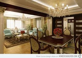 Classic Dining Rooms 20 Fabulously Attractive Classical Room Designs Home