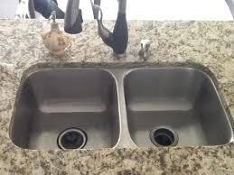 houzer eston series undermount stainless steel 31 in double basin