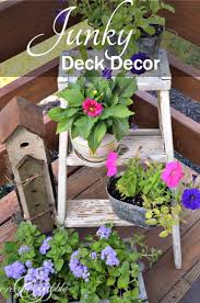 Junky Deck Decor | Planters, Other And Gardens Chaos Untidy Dorganised Mess Lazy Garden Backyard Junk Rubbish Outdoor Removal 4 Good Edmton Forgotten Yard Microvoltssurge Wiki Fandom Powered By Wikia The Backyard Garden Gets Jifiedfunky Interiors Best Creative Ideas On Pinterest Diy Decor And Chairs Junk Items Vegetable Gardening In A Small 2054 Call 2 Haul Allentown Pa Handpainted Upcycled Art From An Exhibit At The Nc State Sebastopols Quirky Sculptures A Photo Essay