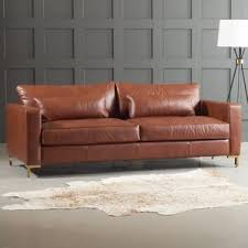 Mor Furniture Leather Sofas by Down Fill Sofas You U0027ll Love Wayfair