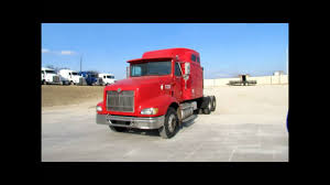 100 Stephenville Truck And Trailer 2001 International 9200i Semi Truck For Sale Sold At Auction April