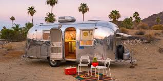 Airstreams With Amenities Tiny Living On The Open Road