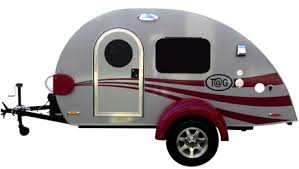 The TG Teardrop Camper Trailer Is A Combination Of Its Older Sibling TB Travel And Classic From 1940 S