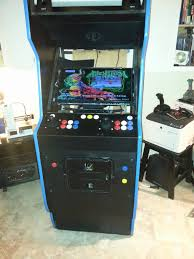 Mame Arcade Machine Kit by My Mame Arcade Cabinet Sonic And Sega Retro Message Board