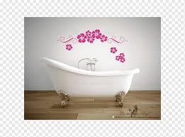 aufkleber wandtattoo badezimmer badewanne badezimmer
