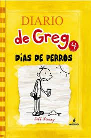 DIARIO DE GREG 4 DIAS DE PERROS EBOOK JEFF KINNEY