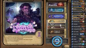 hearthstone frozen throne adv lv1 clear egg warrior deck lol im