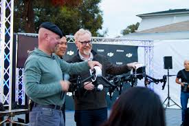 Mythbusters Christmas Tree by Mythbusters Reveal Drones Are Used On Set The Drone
