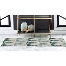 grün läufer und weitere teppiche teppichboden günstig