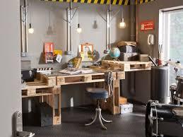 bureau recup carnet d inspirations pour aménager et décorer bureau
