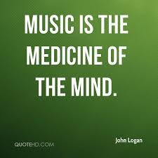 Music Is The Medicine Of Mind