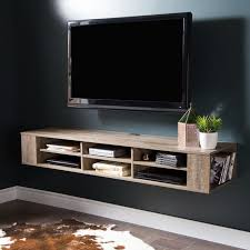 Table For Under Wall Mounted Tv Decorating Around A Plant Vase Floating Furniture