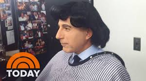 Matt Lauer Halloween Snl by Peanuts U0027 Halloween Transformation Behind The Scenes Today Youtube