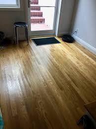 Wood Floor Cupping In Winter by Repairing Cupped Hardwood Floor