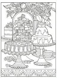 IColor In The Kitchen ColouringAdult ColoringColoring PagesColoring BooksCreativityPrintableBeautiful