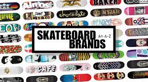 100 Skateboard Trucks Brands Brands An A Z Sidewalk Ing