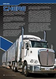 Power Torque June 2014 MX-13 Kenworth By PACCAR Australia - Issuu Paccar Reports Record Annual Revenues Daf Cporate Truck Rental And Leasing Paclease Kenworth Paccar Financial Offer Mediumduty Finance Program Announces Strong Quarterly Revenues Earnings 2013 Mx13 Stock 80502 Water Pumps Tpi Dealer Of The Month Gtm Kenworth Shepparton 2014 Kw3114 Engine Assys Brown And Hurley Higher First Quarter Earnings 2015 34570 Trucks World News Truckmakers News Worldwide Usa Tap Trucking