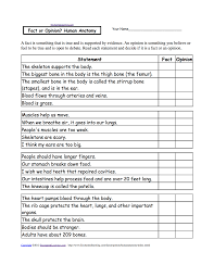 Halloween Trivia Questions And Answers Pdf by Fact Or Opinion Checkmark Worksheets To Print Enchantedlearning Com