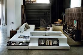 grand canape canapé modulable avec rangement en 21 designs sublimes