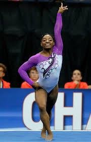 Simone Biles Floor Routine Score by Spring U0027s Simone Biles Dominates At Gymnastics Nationals Houston