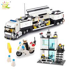 511pcs Police Station Truck Car Building Blocks Set Compatible ... Lego Mobile Police Unit Itructions 7288 City Command Center 7743 Rescue Centre 60139 Kmart Amazoncom 60044 Toys Games Lego City Police Truck Building Compare Prices At Nextag Tow Truck Trouble 60137 R Us Canada Party My Kids Space 3 Getaway Cversion Flickr Juniors Police Truck Chase Uncle Petes City Patrol W Two Floating Dinghys And Trailer Image 60044truckjpg Brickipedia Fandom Powered By Wikia