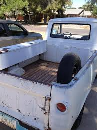 100 Econoline Truck Hemmings Find Of The Day 1961 Ford Picku Hemmings Daily