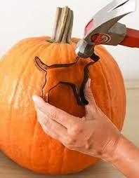 Pumpkin Carving W Drill by 11 Clever Pumpkin Decor Ideas Greenhouses Lawn Edging And Lawn