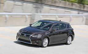 The Lexus CT200h Is Dead News Car and Driver