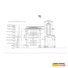 Way2nirman 100 Sq Yds 25x36 Ft South Face House 2bhk Kitchen