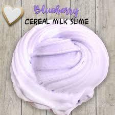 Choco Mocha Cereal Milk Slime