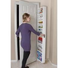 Cabidor Classic Storage Cabinet With Mirror by Door Mirror Full Length Mirror For Door Behind Door Storage