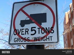 No Trucks Over 5 Tons Image & Photo (Free Trial) | Bigstock This Sign Says Both Dead End And No Thru Trucks Mildlyteresting Fork Lift Sign First Safety Signs Vintage No Trucks Main Clipart Road Signs No Heavy Trucks Day Ross Tagg Design Allowed In Neighborhood Rules Regulations Photo For Allowed Meashots Entry For Heavy Vehicles Prohibitory By Salagraphics Belgian Regulatory Road Stock Illustration Getty Images