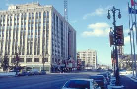 Fox Theater on Woodward Avenue in Detroit
