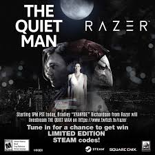 The Quiet Man TheQuietManGame Twitter