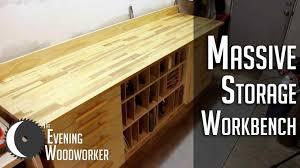 Steel Top Cheapest U Comfortable Workes Woodworking Bench With Storage Handmade Walnut By Shawnus Custommadecom