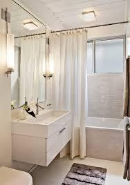 drywall ceiling tile bathroom midcentury with guest bathroom